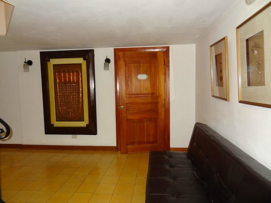 Casa Antigua: entrance o Chagres Suite