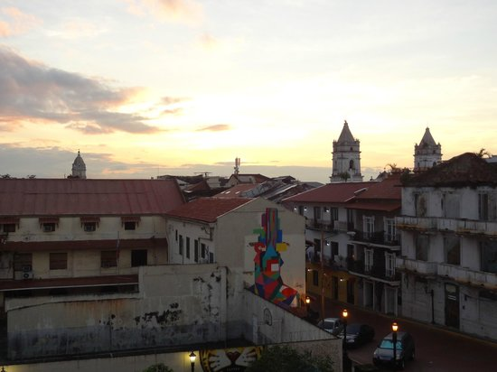 Casa Antigua : View from rooftop