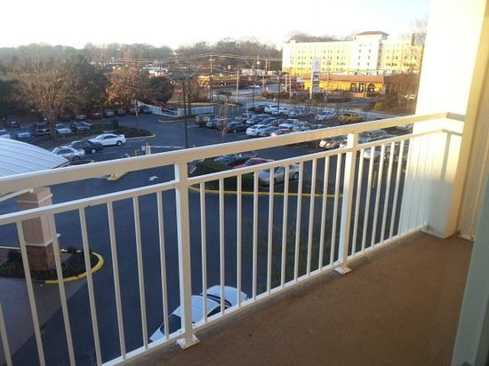 Holiday Inn & Suites Atlanta Airport - North: Balcony
