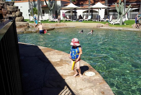 Quality Resort Siesta: Lagoon Pool