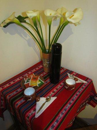 Wasi Picaflor Tambo : Garrafinha térmica com água quente para o chá
