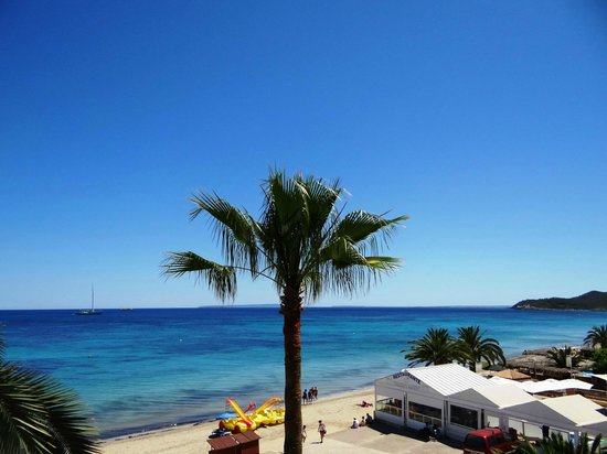 Hotel Garbi Ibiza & Spa: Mediterranean sea view