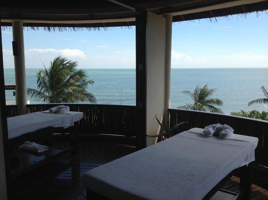 Aleenta Hua Hin Resort & Spa: spa