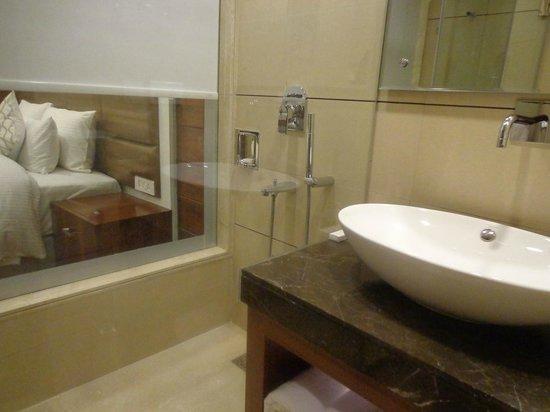Taj Princess Hotel : Bathroom