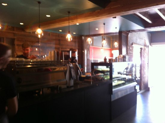 Pilgrim Coffee: A lull in the usual storm