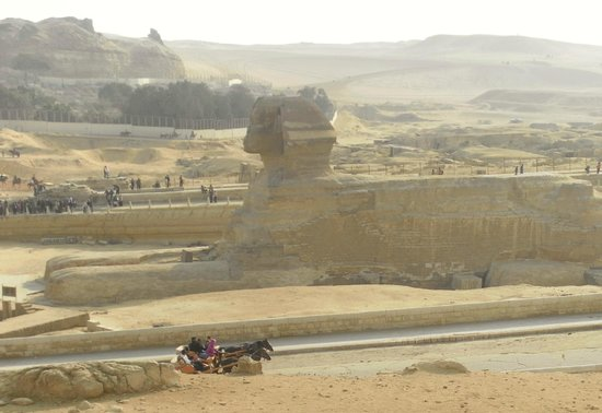 Moustafa Egypt Tours: The amazing Sphinx