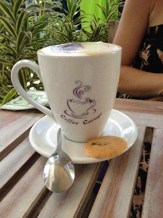 Coffee Corner: Cappucchino