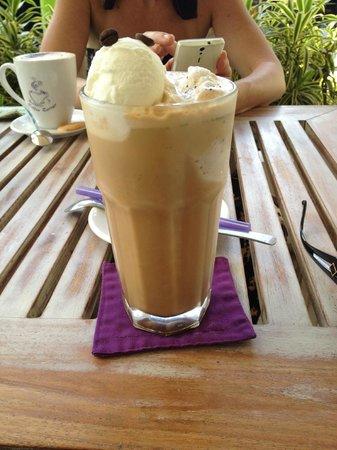 Coffee Corner: Double/Triple Espresso Frappe