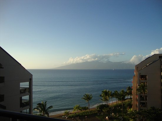 Sands of Kahana: View from lanai