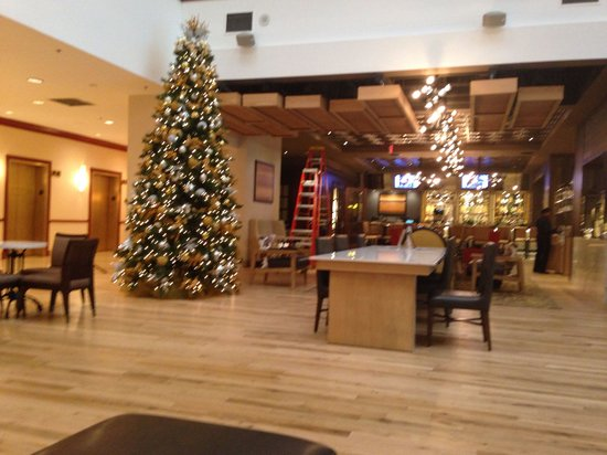 Tysons Corner Marriott: Dining