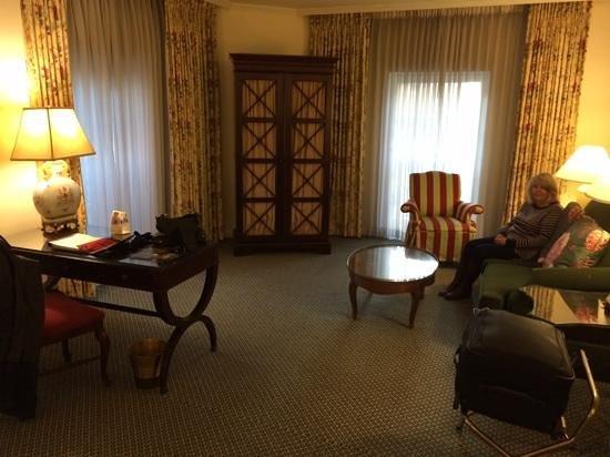 The Adolphus: Suite Photo
