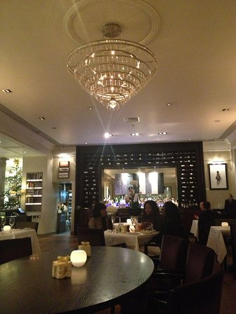 The Montagu: Restaurant