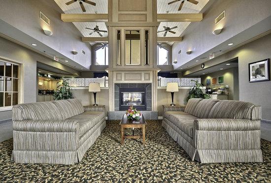 Comfort Inn & Suites Warsaw: Lobby
