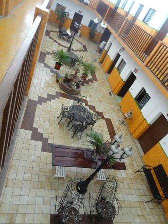 hotel cervantino: Tapuchula