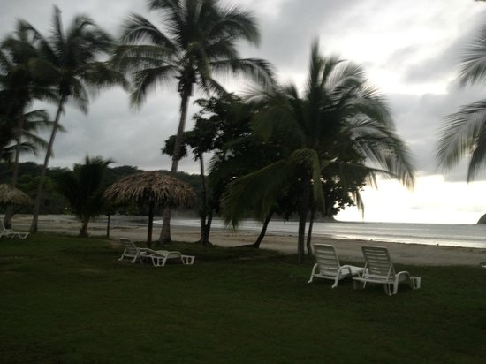 Hotel Villas Playa Samara: Beach