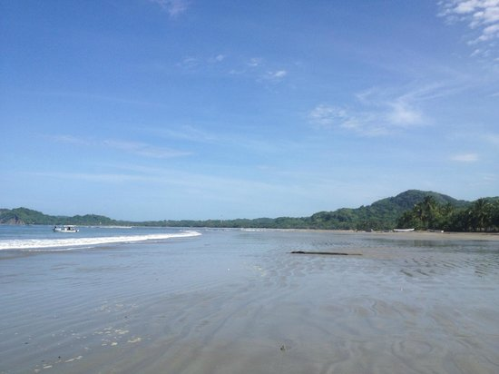 Hotel Villas Playa Samara: Beach