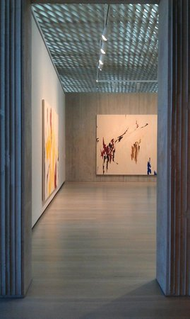Clyfford Still Museum: Miraculous light