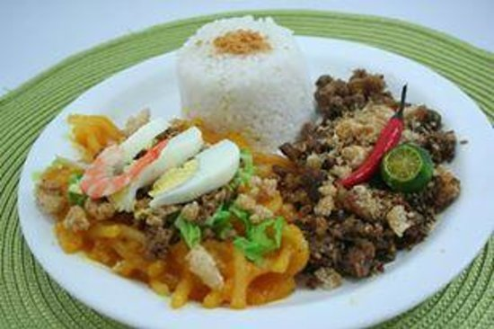 Pansit Malabon by Country Noodles: Value Meal