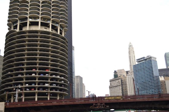 Chicago's First Lady Cruises: great views