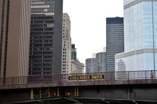 Chicago's First Lady Cruises: bridge