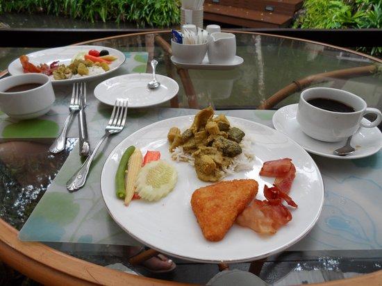 Pakasai Resort: breakfast