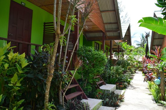 Pada Hotel : Villa Garden