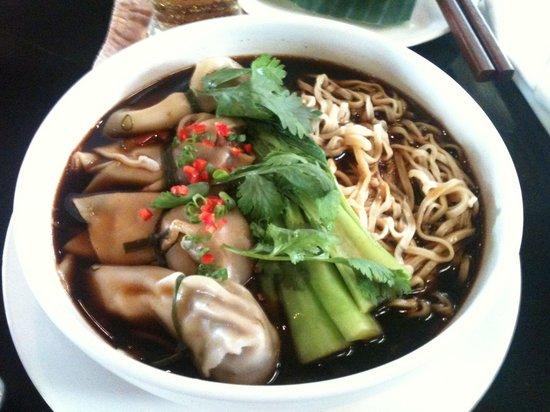 CHANDI: Wanton noodles