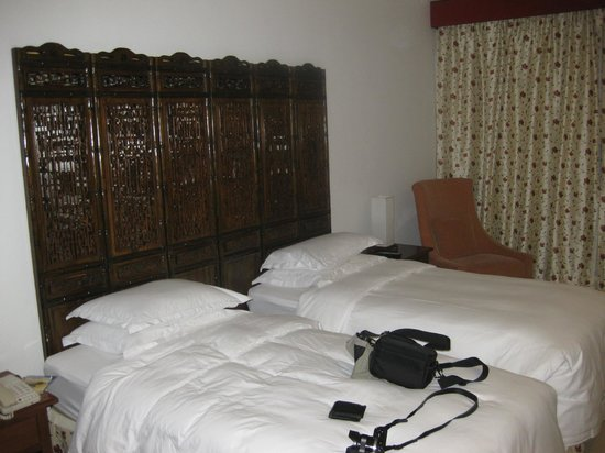 Pousada de Mong-Ha: Deluxe twin bed room