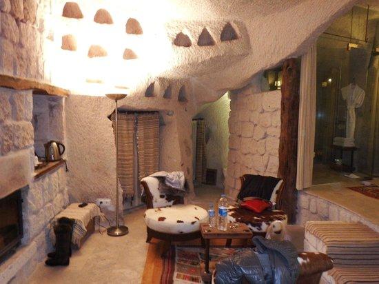 Anatolian Houses: 2階リビング