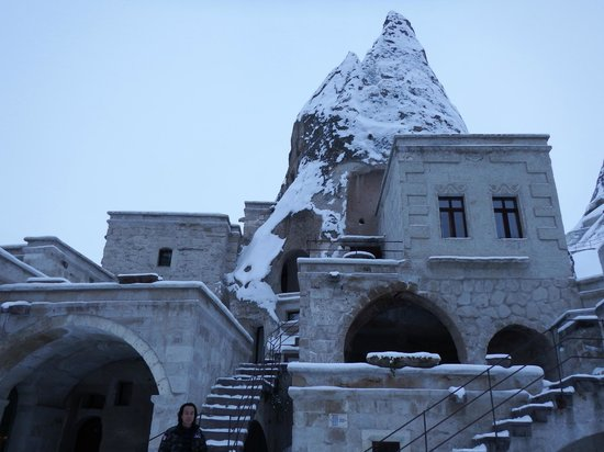 Anatolian Houses: この奇岩全部部屋