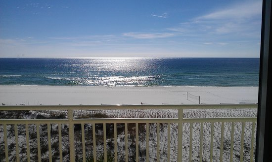 BEST WESTERN Ft. Walton Beachfront: Nice ocean view from room