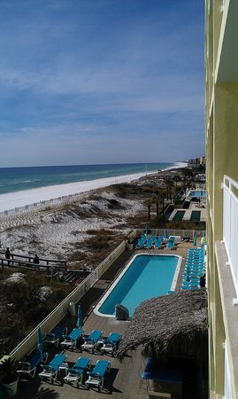 BEST WESTERN Ft. Walton Beachfront: pool (heated)