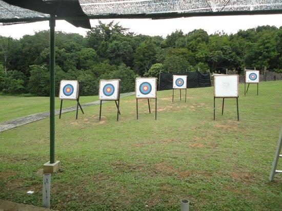 Nirwana Gardens - Nirwana Resort Hotel: Archery