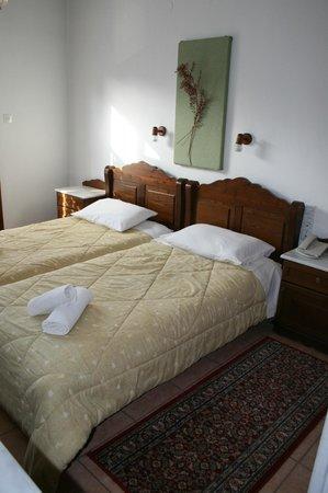 Hotel Ageri Archontiko Kleitsa : ΔΙΚΛΙΝΟ