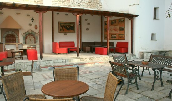 Hotel Ageri Archontiko Kleitsa : ΑΥΛΗ