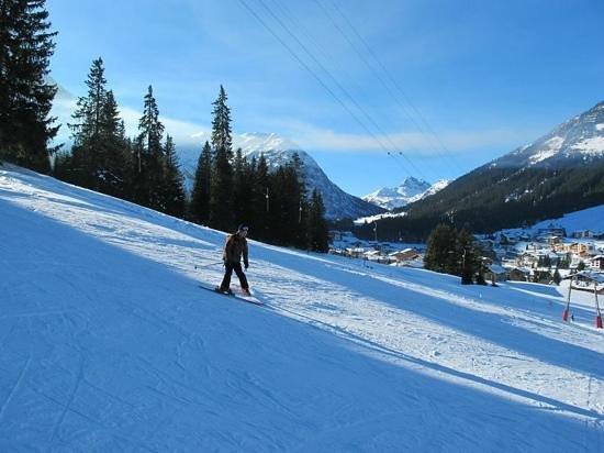 m3Hotel: Lech, near St Anton