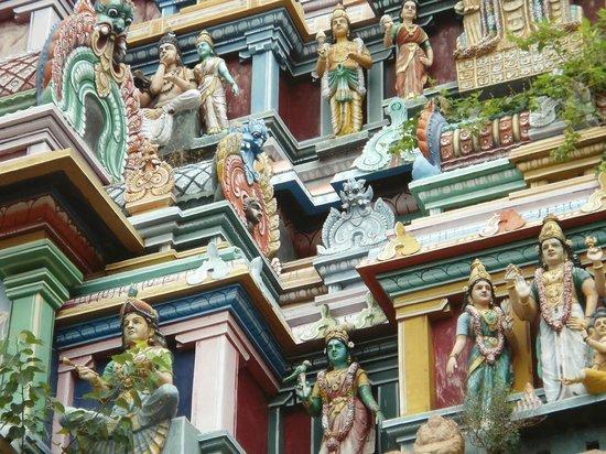 Kambahareswarar Temple: INSIDE