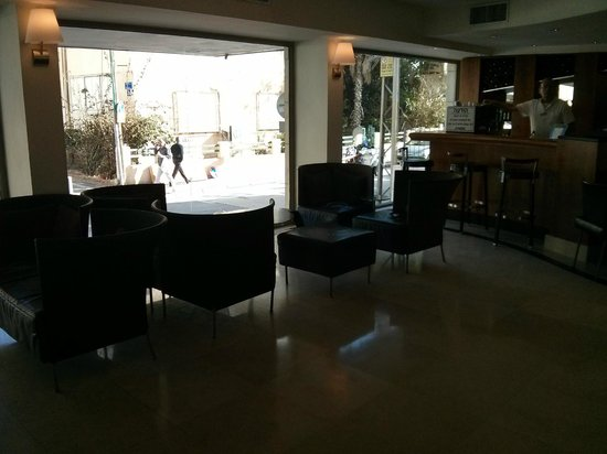 Sea Net Hotel: Reception