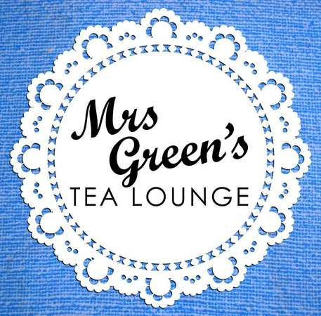Mrs Green's Tea Lounge: Tip-top!
