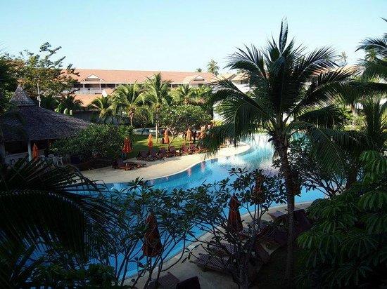 Aonang Villa Resort: View from Room 5205