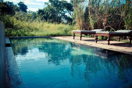 Jetwing Vil Uyana: Private Pool