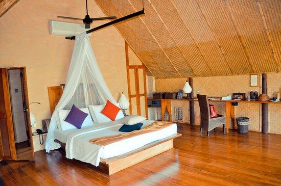 Jetwing Vil Uyana: Bedroom