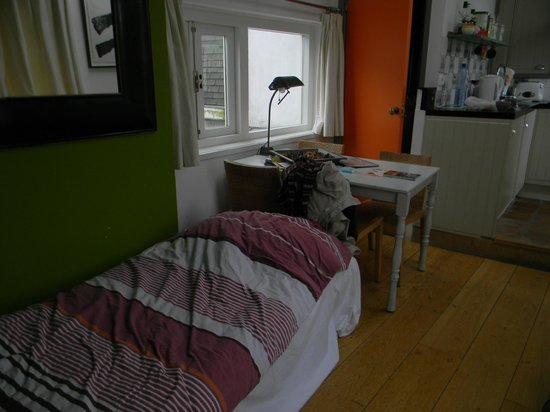The Blue Sheep Bed & Breakfast Amsterdam: un troisième couchage