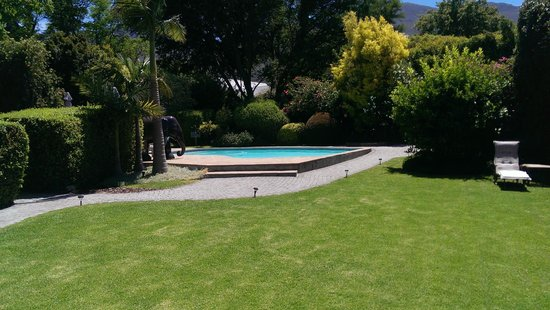 Avondrood Guest House: Pool!