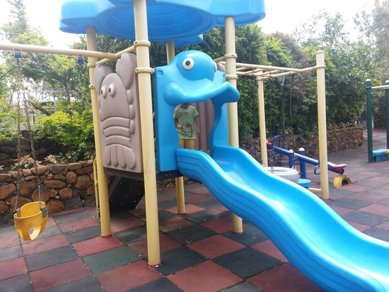 Hoteles en Ravine: Best Play are for kids with safety floorings