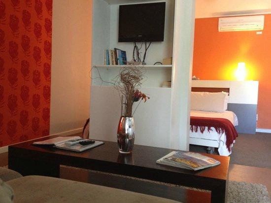 Rustenbosch Guest House : New York apartment style - in Stellenbosch