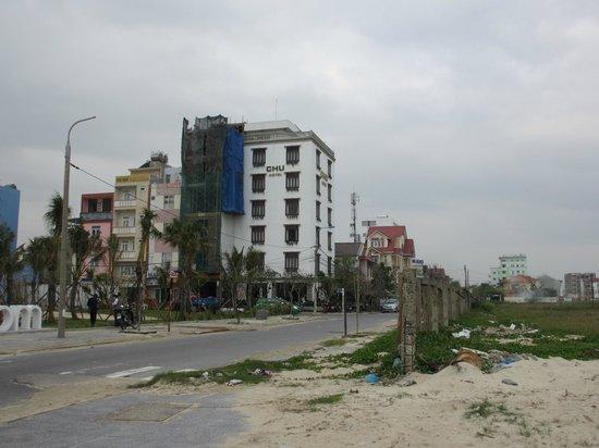 Chu Hotel Danang: Construction works