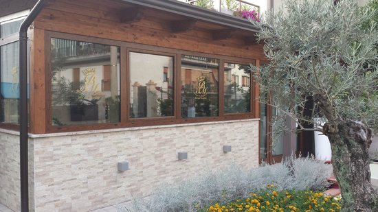 B&B Borgo Santa Margherita: Ingresso