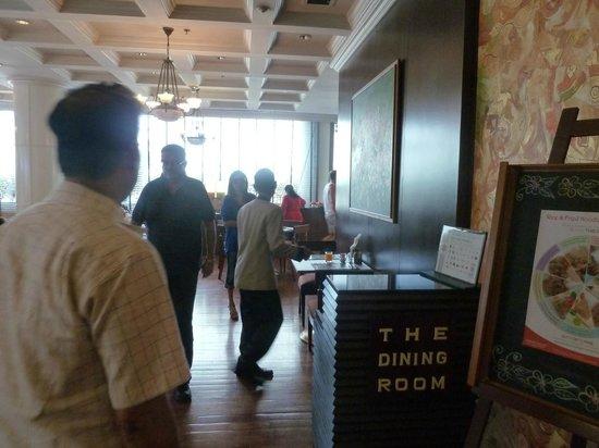 President Solitaire Hotel & Spa: Breakfast area