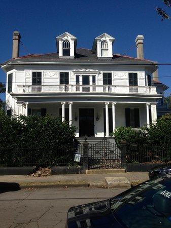 Garden District: Benjamin Button house